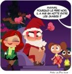 Noël n'est pas si loin, les coquines non plus...