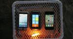 La guerre Apple, Android Windows Mobile continue